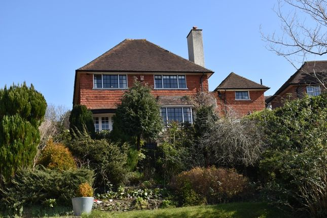Thumbnail Detached house for sale in Poyle Road, Guildford, Surrey