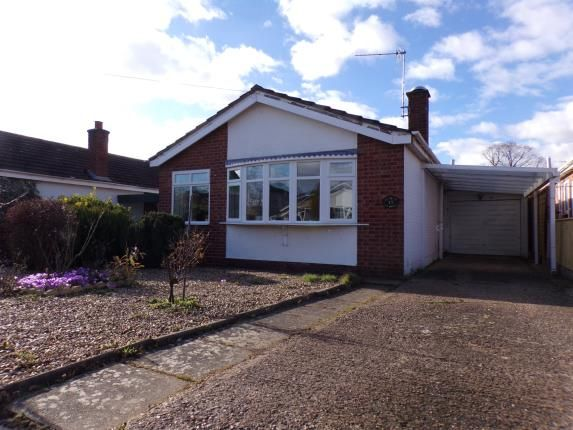 Thumbnail Bungalow for sale in Walkers Road, Stratford-Upon-Avon