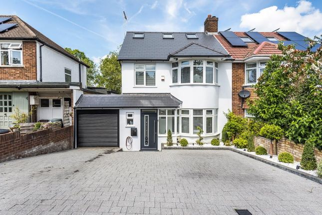 Thumbnail Semi-detached house to rent in Northwood, Harrow