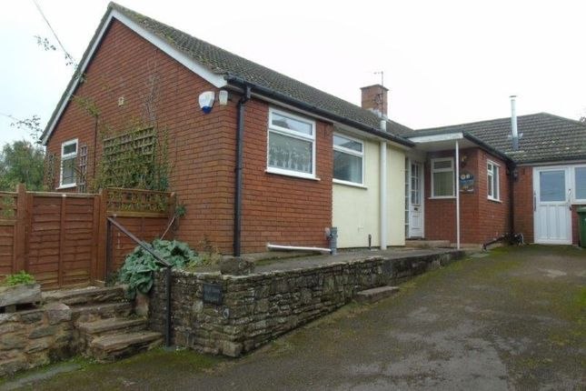 Thumbnail Bungalow for sale in Peterstow, Ross-On-Wye, Herefordshire