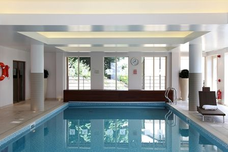 Swimming Pool of 3 Conyers View, Audley Clevedon, Ben Rhydding Drive, Ilkley LS29
