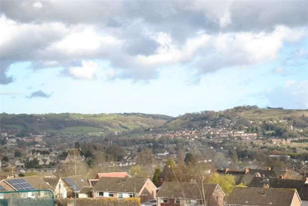 Thumbnail Semi-detached house for sale in The Kingsland, Blenheim Rise, Randwick, Stroud, Glos