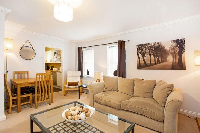 Thumbnail Flat to rent in Pittville Crescent, Cheltenham