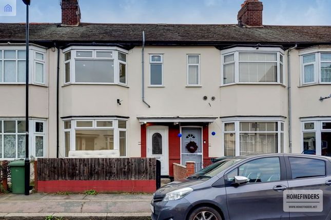 Thumbnail Terraced house for sale in Throckmorton Road, Canning Town