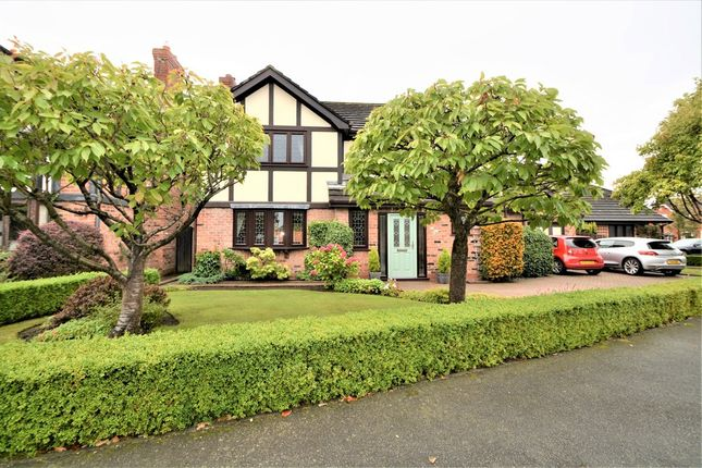 Thumbnail Detached house to rent in Ashberry Drive, Appleton Thorn, Warrington