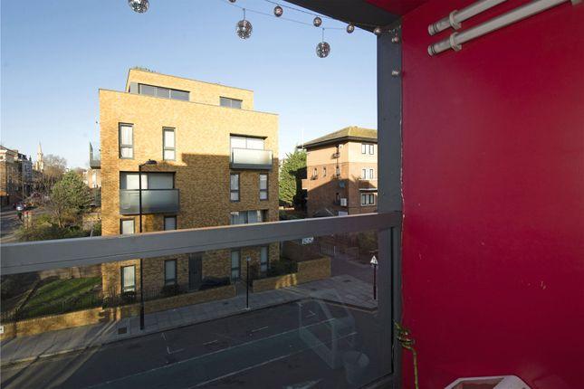 Balcony of Base Apartments, 2 Ecclesbourne Road, London N1