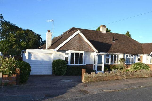 Thumbnail Semi-detached bungalow for sale in Orchard Drive, Tonbridge