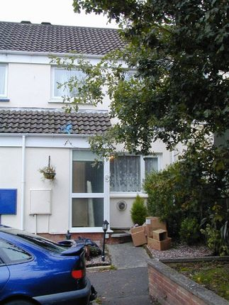 Thumbnail Terraced house to rent in Woolbarn Lawn, Whiddon Valley, Barnstaple
