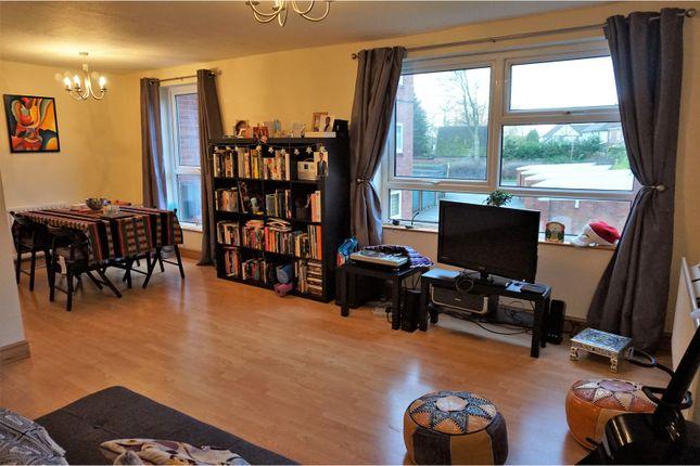 Thumbnail Flat to rent in Montagu Court, Oakwood, Leeds