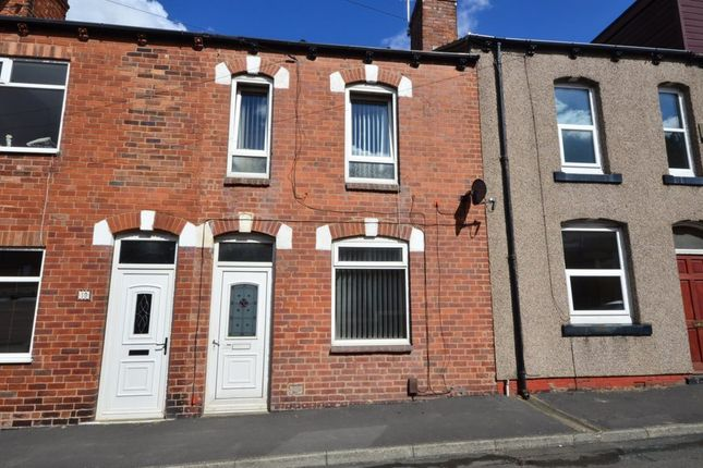 Thumbnail Terraced house to rent in Stanley Street, Castleford