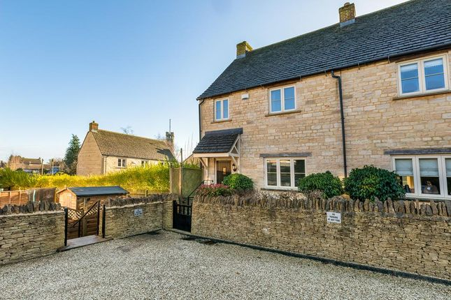 Thumbnail Semi-detached house for sale in Queen Henrietta Place, Stow On The Wold, Cheltenham, Gloucestershire