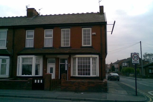 Thumbnail End terrace house to rent in Hyde Road, Denton