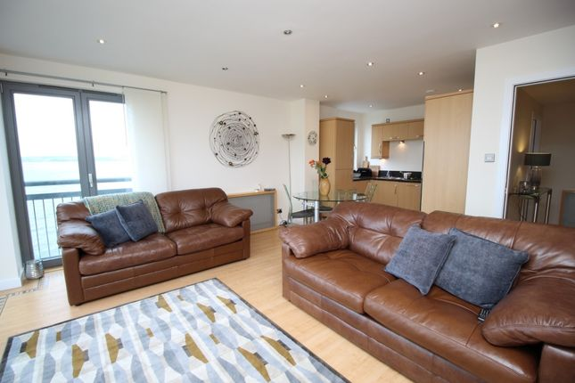 Thumbnail Flat to rent in Western Harbour Terrace, Leith, Edinburgh