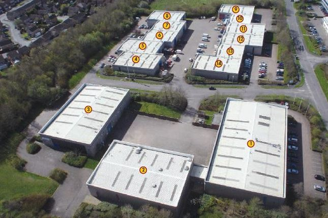 Thumbnail Industrial to let in Hillmead Industrial Park, Marshall Road, Hillmead, Swindon