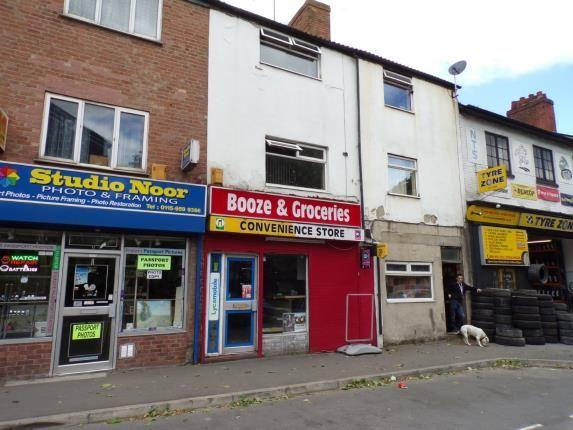 Thumbnail Flat for sale in Sneinton Road, Nottingham, Nottinghamshire