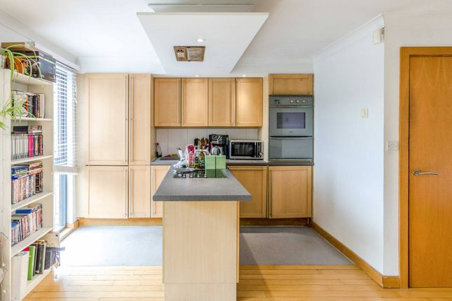 Thumbnail Flat for sale in Altair Court, Islington, London
