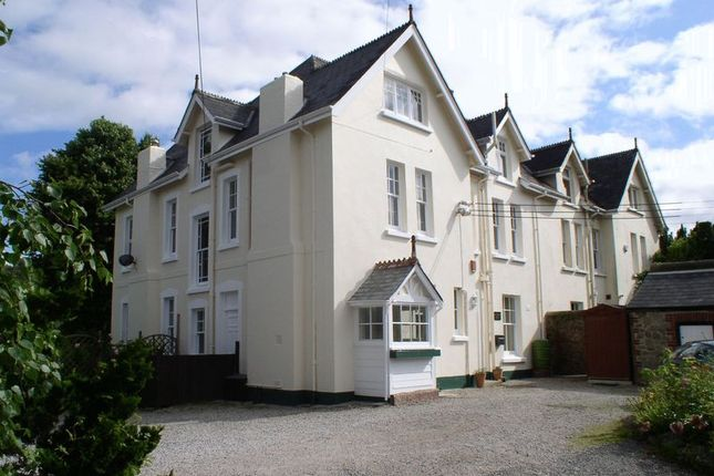 Thumbnail Semi-detached house for sale in Chagford, Newton Abbot