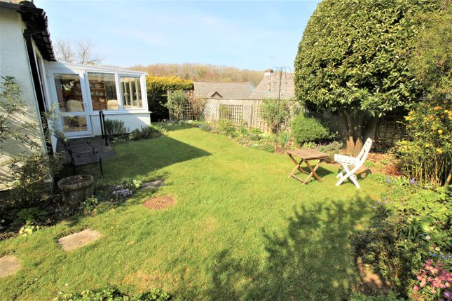 Terraced bungalow for sale in Shipley Close, South Brent