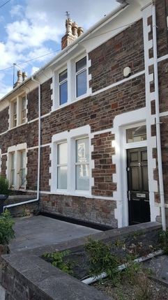 Thumbnail Terraced house to rent in Grove Park Terrace, Fishponds, Bristol
