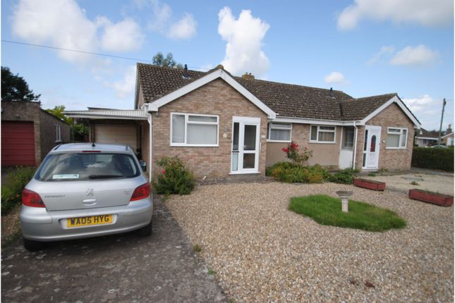 2 bed bungalow for sale in Merryfield, Highbridge TA9