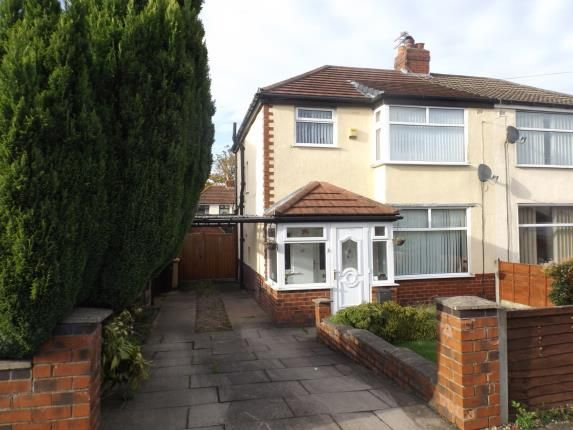 Thumbnail Semi-detached house for sale in Silverdale Road, Farnworth, Bolton, Greater Manchester