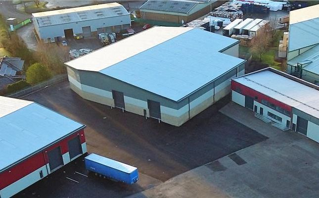 Light industrial to let in Unit 9, Cutler Heights Business Park, Cutler Heights Lane, Bradford, West Yorkshire