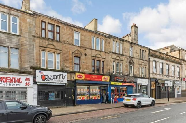 Thumbnail Flat for sale in Main Street, Cambuslang, Glasgow