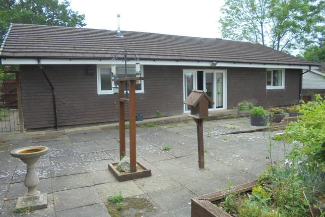 Thumbnail Bungalow for sale in Park Lane, Madeley, Telford