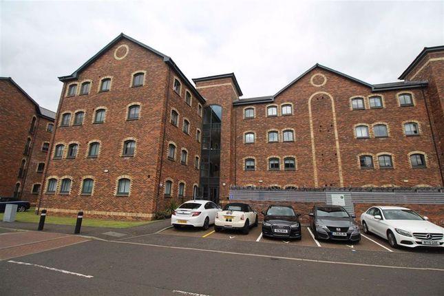 Thumbnail 2 bedroom flat for sale in James Watt Way, Greenock