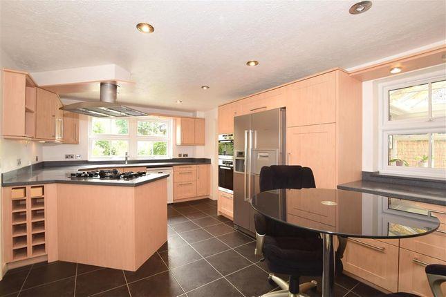 Kitchen of The Haydens, Tonbridge, Kent TN9