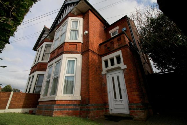 Thumbnail Semi-detached house to rent in Belper Road, Derby