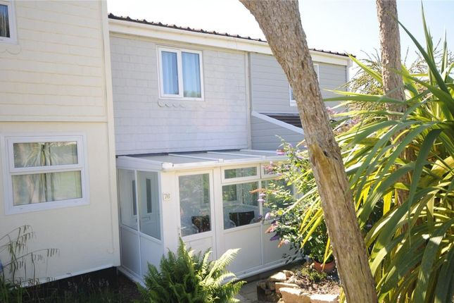 Thumbnail Terraced house for sale in Eglos Road, Shortlanesend, Truro