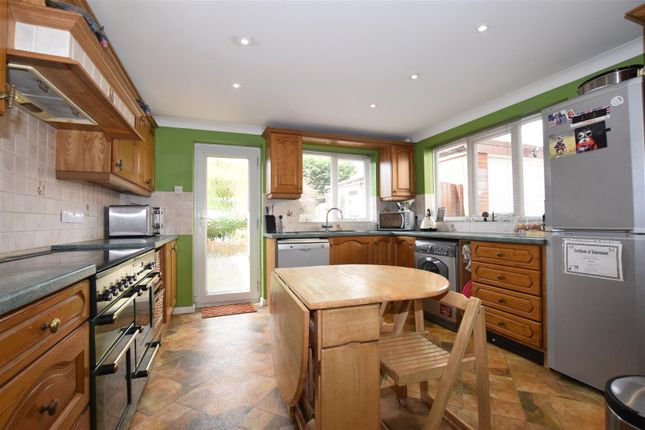 Thumbnail Detached house for sale in Eversley Road, Hellesdon, Norwich