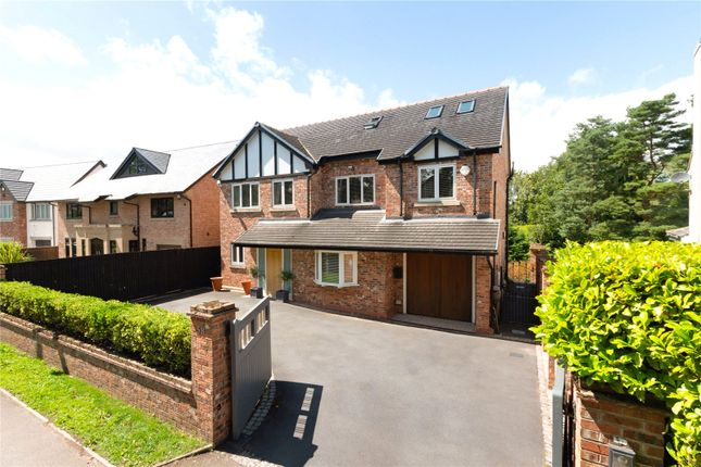5 bed detached house for sale in Kings Road, Wilmslow, Cheshire SK9