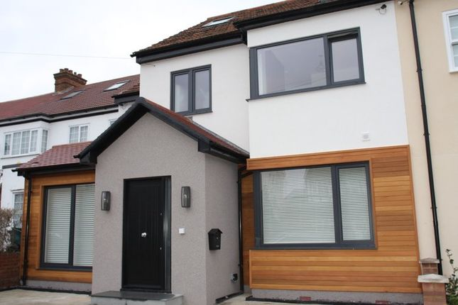 Thumbnail Semi-detached house for sale in Harewood Road, Isleworth