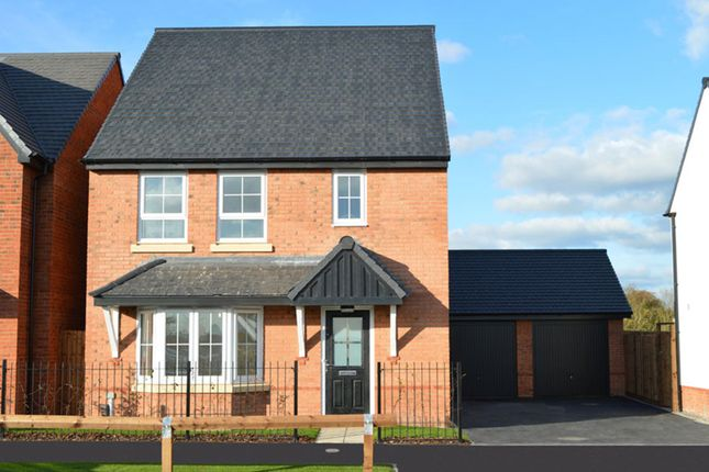 """Thumbnail Detached house for sale in """"Chesham"""" at Rykneld Road, Littleover, Derby"""