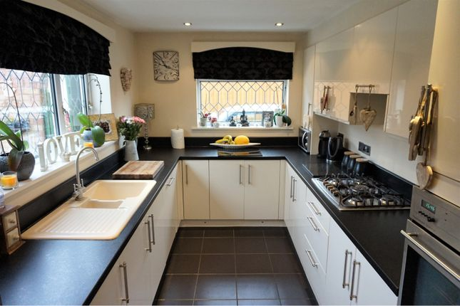 Thumbnail Detached house for sale in Stoney Way, Tetney