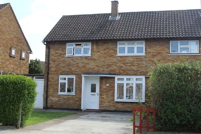 Thumbnail Semi-detached house to rent in Mungo Park Road, Rainham