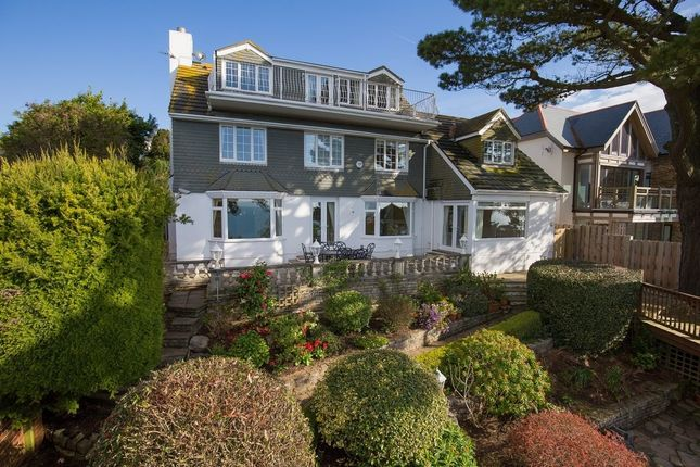 Thumbnail Detached house for sale in Thatcher Avenue, Torquay