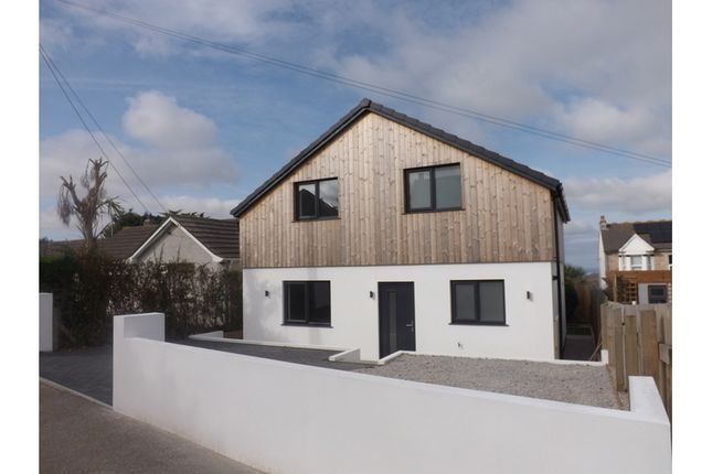 Thumbnail Detached house for sale in Highway Lane, Mount Ambrose, Redruth