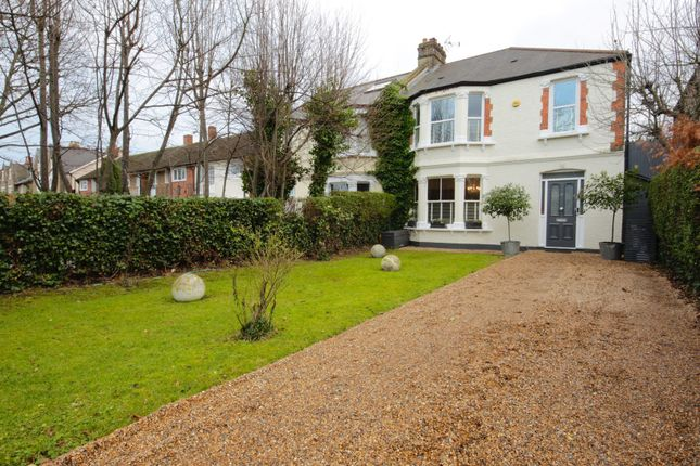 Thumbnail Semi-detached house for sale in Newstead Road, London