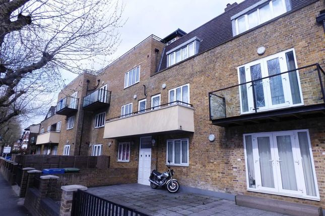 Thumbnail Flat for sale in Bush Road, London
