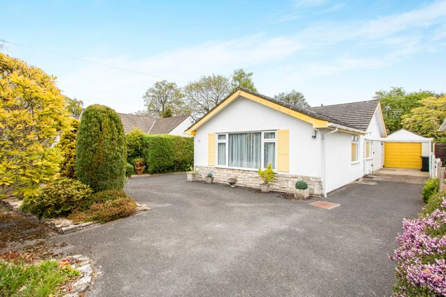 Thumbnail Detached bungalow for sale in Gallows Drive, West Parley, Ferndown