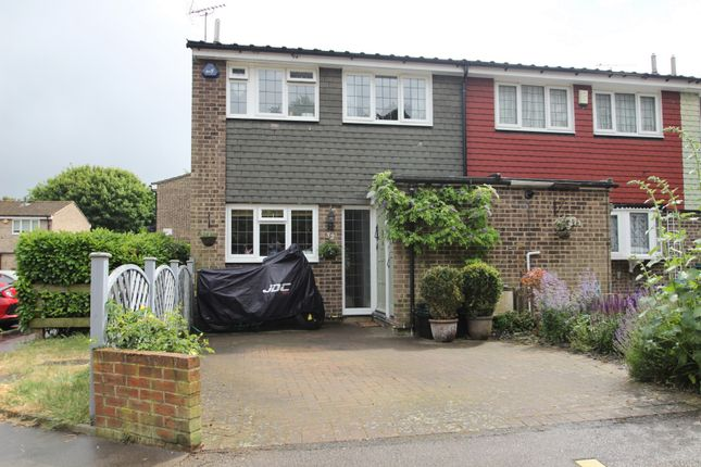 Thumbnail End terrace house to rent in Aylesham Road, Orpington