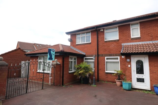 Thumbnail Semi-detached house for sale in Amberley Close, Liverpool