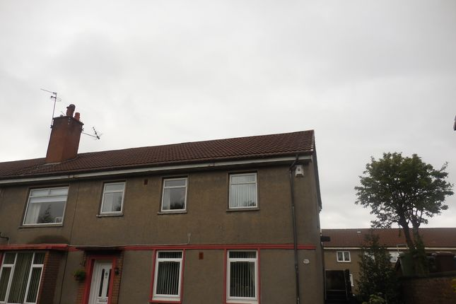 Thumbnail Flat for sale in Mountblow Road, Clydebank