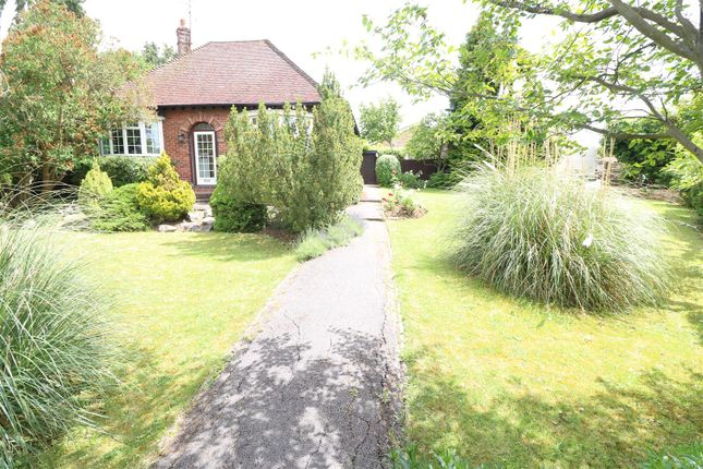 Detached bungalow for sale in Irchester Road, Rushden