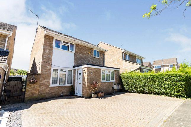 Thumbnail Detached house for sale in Bushy Close, Bletchley, Milton Keynes