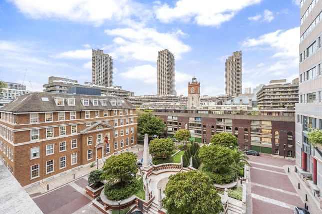 Thumbnail End terrace house to rent in Monkwell Square, London