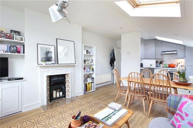 Thumbnail Flat for sale in Airedale Road, Nightingale Triangle, London